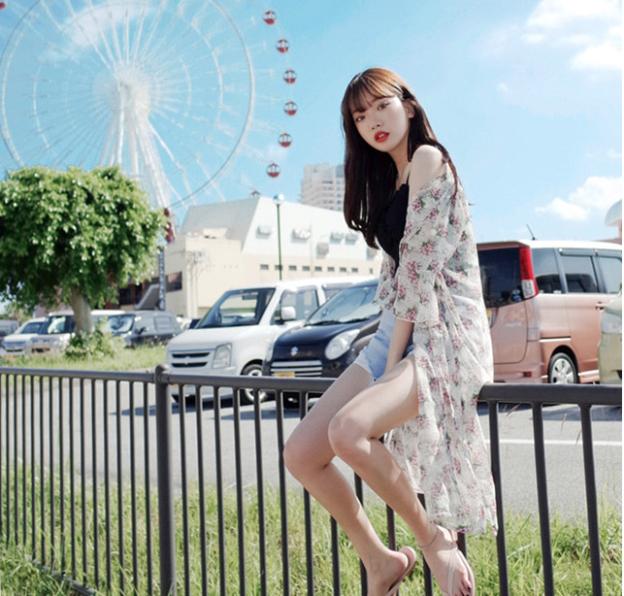 流行のオルチャンファッションがおしゃれすぎ!この夏なりたいのは韓国女子♡そのまま買えちゃう通販コーデ♡