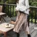 寒い冬にこそ着たい♡真冬のかわいいロングスカート♡春まで使える人気コーデ!