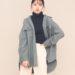 【シャツジャケットのコーデ】秋冬おすすめビックシルエットのレディースコーデ