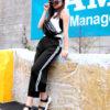 流行の【スポーティーコーデ】でこなれ感のあるトレンドスタイルを!夏のレディースファッションおすすめコーデ♪