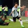 全世界のメッシファンが歓喜!!アルゼンチンが2-1で決勝Tへ奇跡の大逆転!